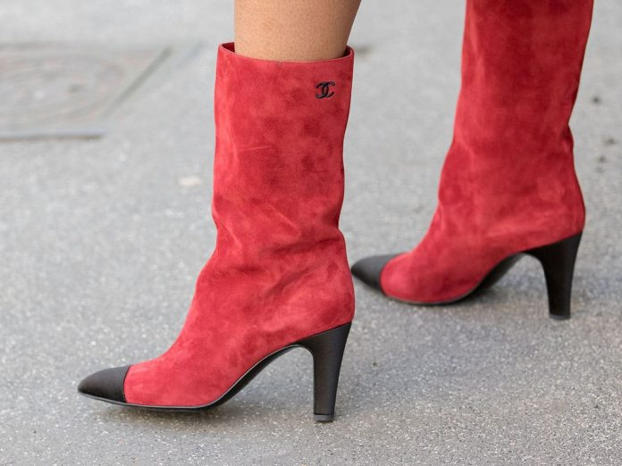 Capa do post sobre chanel ankle boot