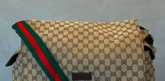 Capa do post sobre Gucci Diaper Bag