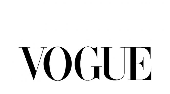Logo revista vogue