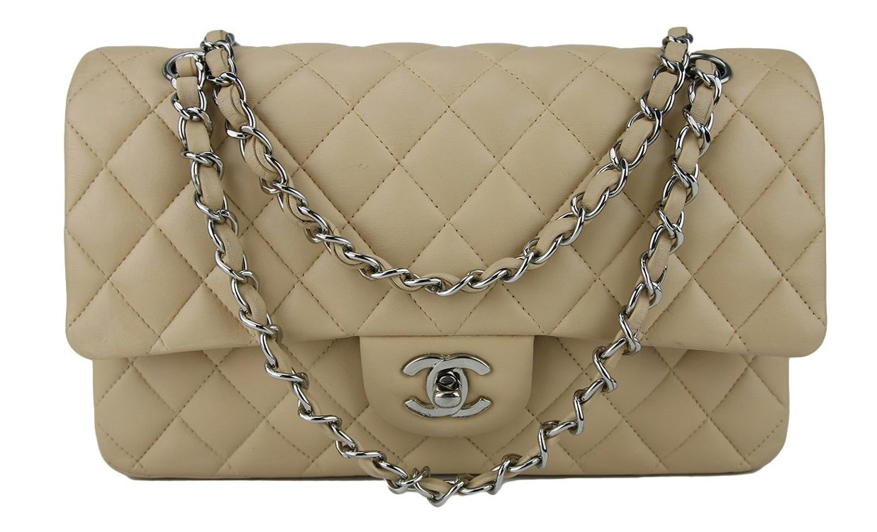 bolsa chanel double flap