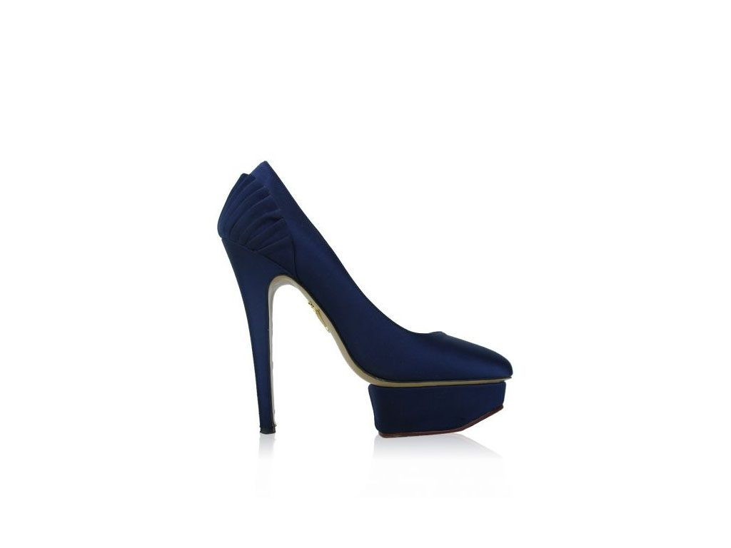 Sapato Charlotte Olympia Dolly HBG17