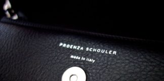 Capa do post sobre a Proenza schouler