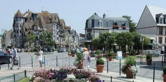 Capa do post sobre Deauville