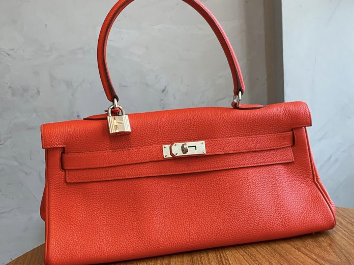 Capa do post sobre a Hermès Kelly