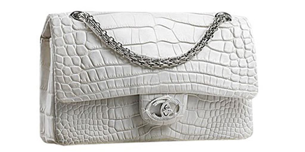 Bolsa Chanel Diamond Forever