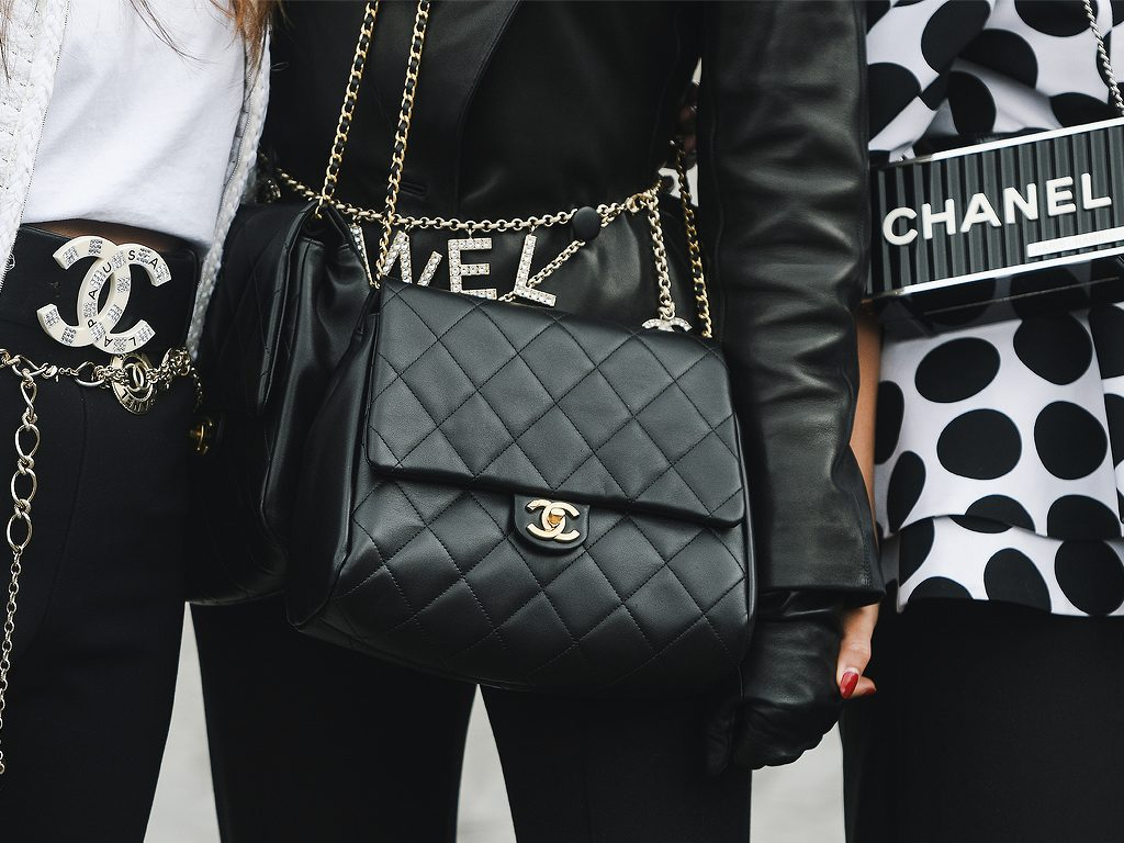 Marcas mais amadas do EU: Chanel.