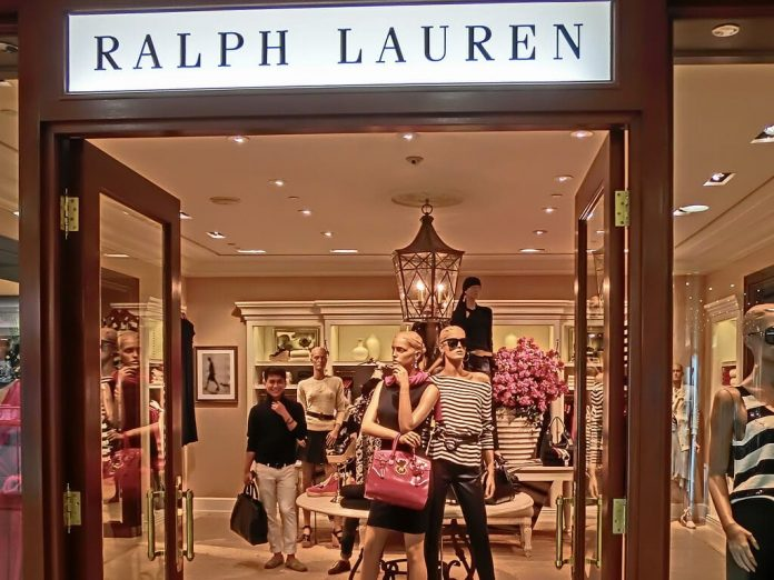 Capa do post sobre a Ralph Lauren