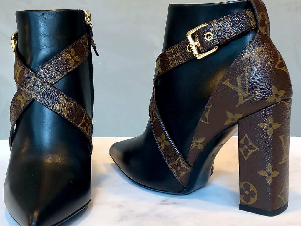 Bota da Louis Vuitton