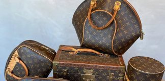 Capa do post sobre autenticidade da bolsa Louis Vuitton